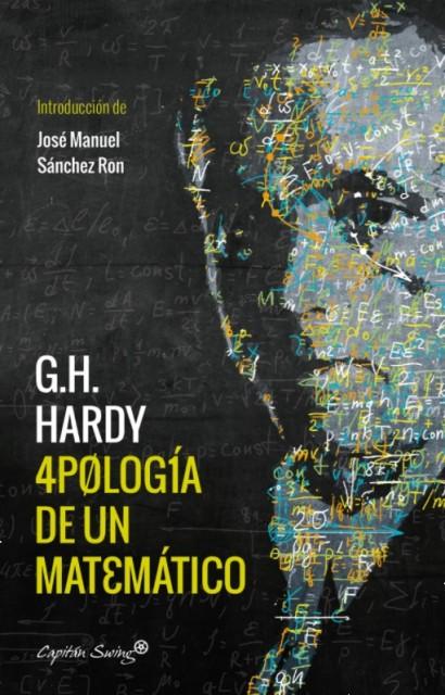Dibujo20171125 book cover apologia matematico hardy capitan swing