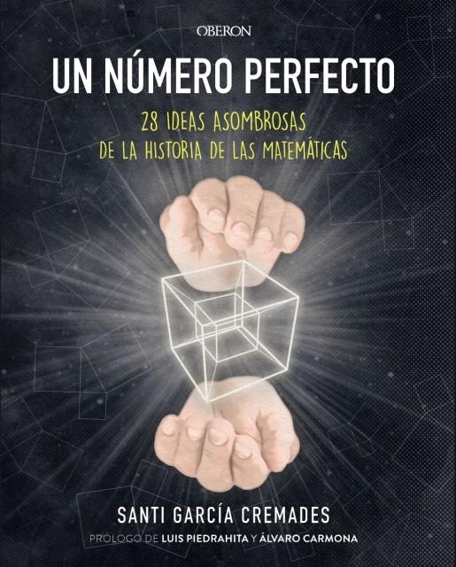 Dibujo2018010 book cover numero perfecto santi garcia oberon