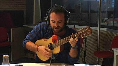 Dibujo2018010 guitar author numero perfecto santi garcia oberon