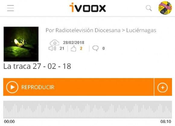Dibujo20180301 la traca luciernagas ivoox podcast