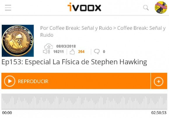 Dibujo20180310 ivoox coffee break ep153 especial fisica stephen hawking