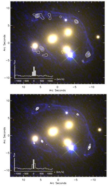 Dibujo20180422 ALMA detection CO emission lensed spiral arxiv 1708 04245