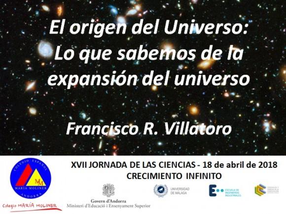 Dibujo20180517 origen universo xvii jornadas ciencias gobierno andorra