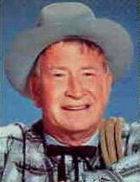 Chill Wills, la voz de la mula en los 1950s.