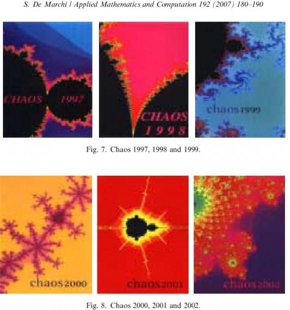 Matemáticas, vino y caos determinista