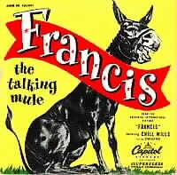Mi primer post = ¿por qué la Mula Francis?
