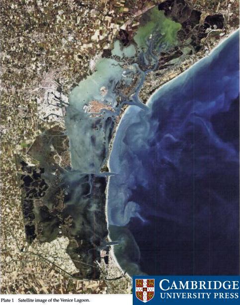 La marea baja en Venecia (o cuando Venecia se seca y los turistas se quejan)