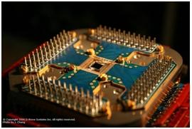 """Conferencia en la Universidad de Málaga = Orión, el """"primer"""" computador cuántico comercial - Una introducción a la computación cuántica adiabática"""