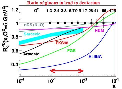 Dibujo20130129 ratio gluons lead to deuterium - theoretical models