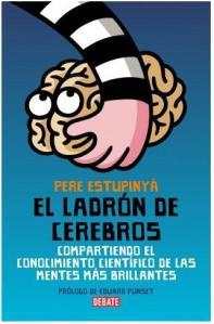 Dibujo20130907 book cover - el-ladron-de-cerebros - pere estupenya