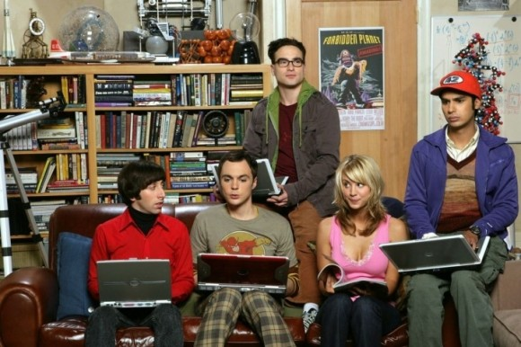 Dibujo20140115 The Big Bang Theory - promo photo