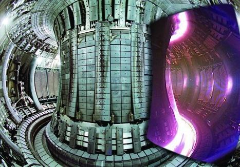 Dibujo20140214 nuclear fusion - tokamak - iter jet