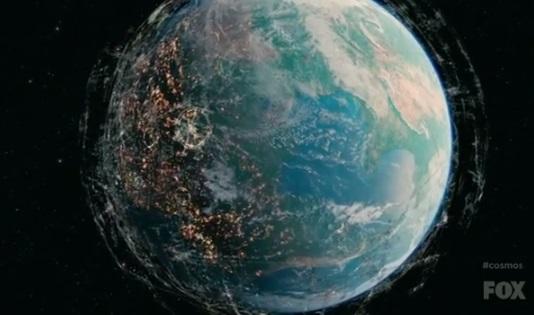 Dibujo20140410 future earth - cosmos - neil degrasse tyson