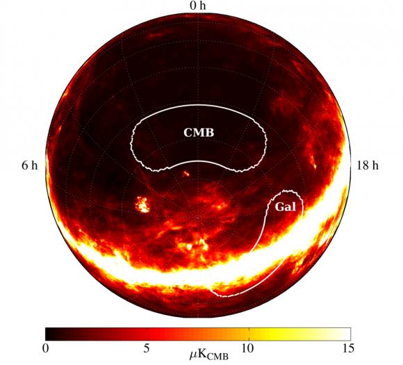 Dibujo20140417 CMB - bicep2 instrument sky covering