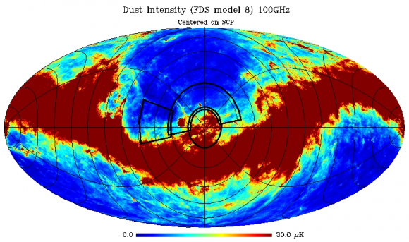 Dibujo20140519 bicep caltech edu - dust intensity fds model 100 ghz