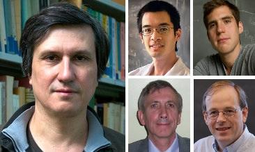 Dibujo20140701 maxim kontsevich - tao - lurie - donaldson - taylor - Breakthrough Prize in Mathematics 2014