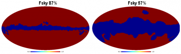 Dibujo20140729 two maps for cmb analysis by planck - esa - arxiv