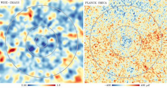 Dibujo20140729 wise-2mass and planck smica maps direction cold spot - arxiv