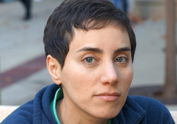 Dibujo20140813 Maryam Mirzakhani - stanford university - nature com
