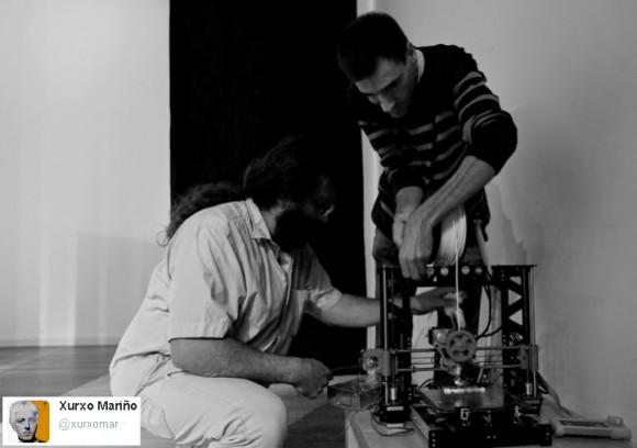 Dibujo20140930 Jose Julio -jjdrones-derecha -bilbaomakers - impresora 3d - photo xurxo marino