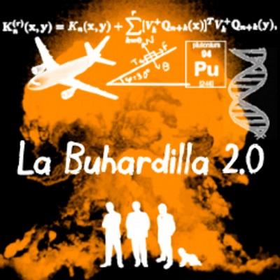 Dibujo20141015 la buhardilla - podcast logo - twitter