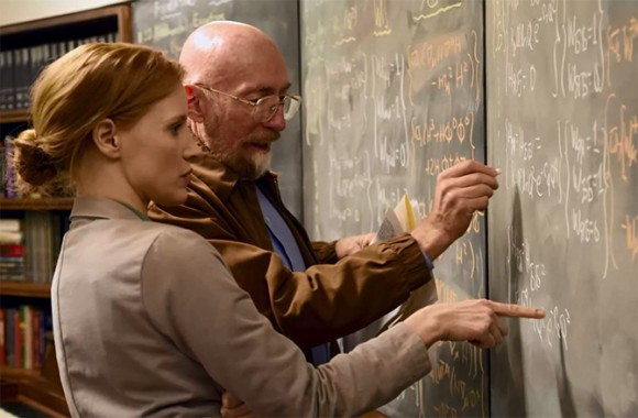 Dibujo20141109 kip thorne - murph - interstellar black board