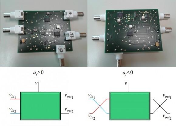 Dibujo20141121 memcomputing architecture and connection scheme - arxiv