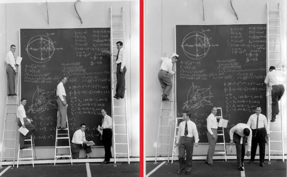 Dibujo20141207 nasa blackboard - 7 - space frontiers - j r eyerman