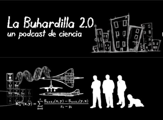 Dibujo20141219 buhardilla 2p0 podcast ciencia - logotype
