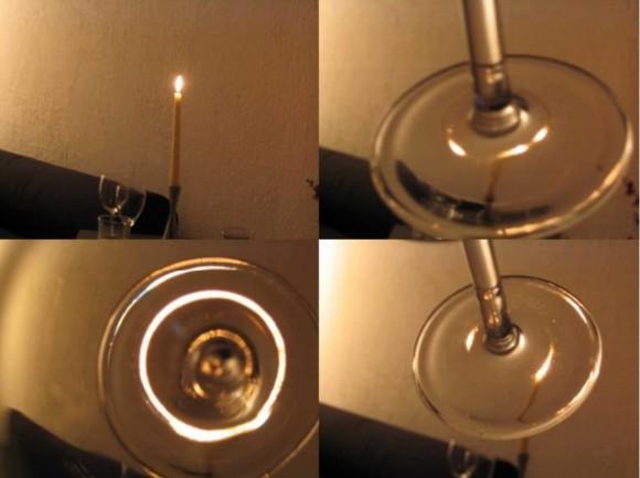 Dibujo20150306 optical analogy to illustrate gravitational lensing phenomenon - t treu