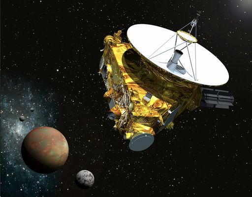 US-SPACE-PLUTO-NEW HORIZONS SPACECRAFT