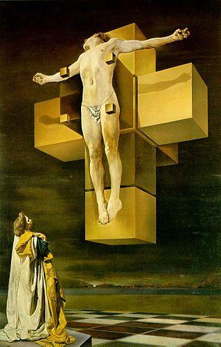 Dibujo20150331 Dali_Crucifixion_hypercube