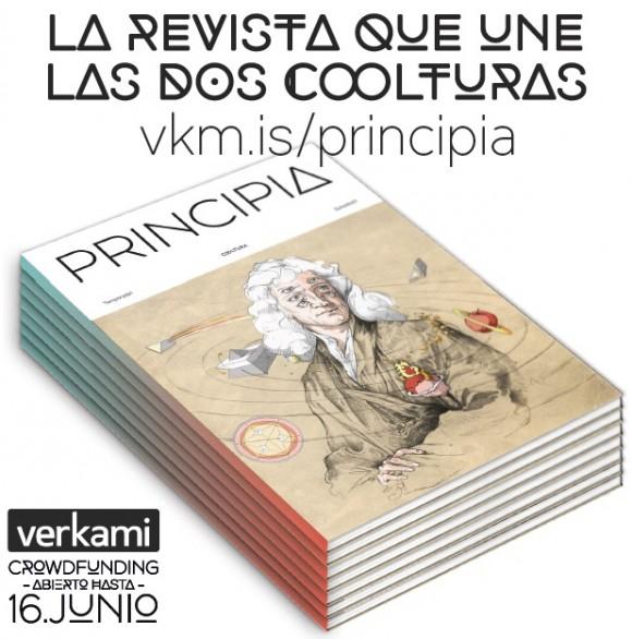 Dibujo20150514 principia - verkami crowdfunding - poster