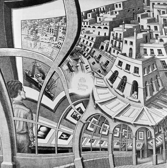 Dibujo20150620 escher - elliptic curves - print gallery