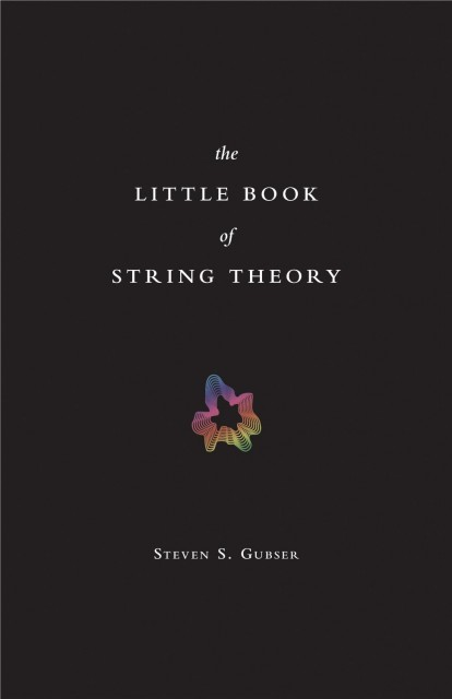 Dibujo20150623 Little Book String Theory - Steven Gubser