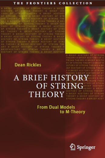 Dibujo20150701 book cover - brief history string theory - dean rickles