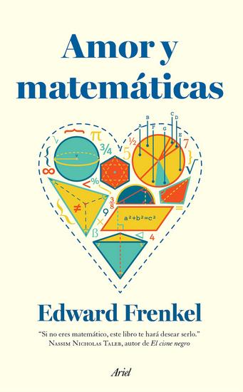 Dibujo20150716 book cover - amor y matematicas - edward frenkel - ariel - 2015