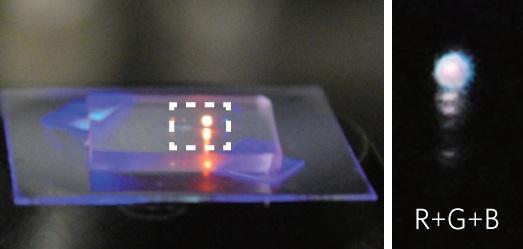 Dibujo20150728 monolithic white laser - nature nano
