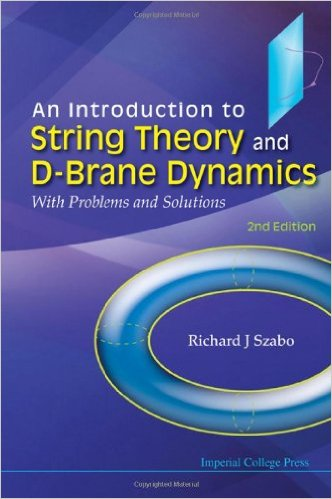 Dibujo20150812 book cover - string d-brane - szabo