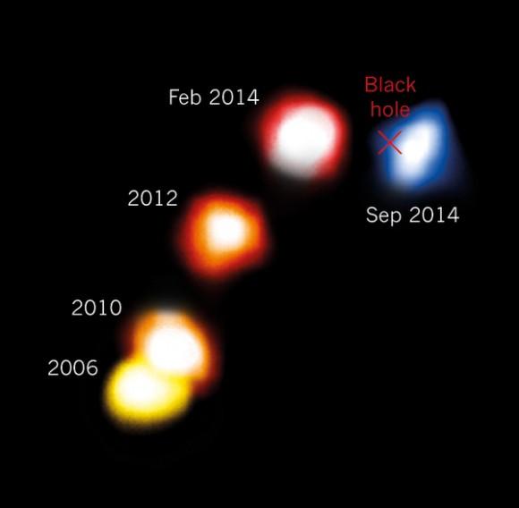 Dibujo20150819 g2 cloud - close to sagittarius a-star - nature