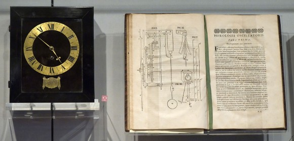 Dibujo20150829 Christiaan Huygens Clock - Horologii Oscillatorii - huygens - rba - david blanco