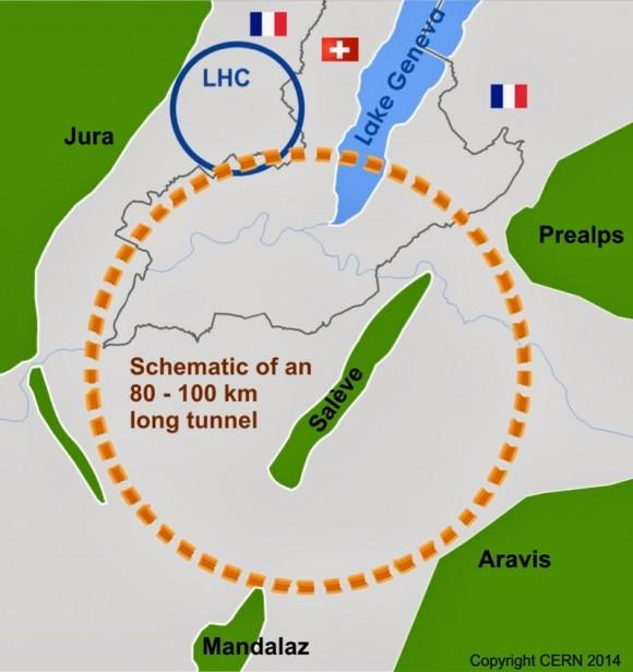 Dibujo20151101 100 tev collider CERN VLHC