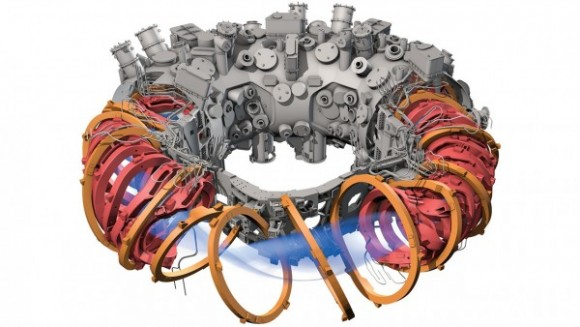 Dibujo20151104 Stellarator w7-x germany science news