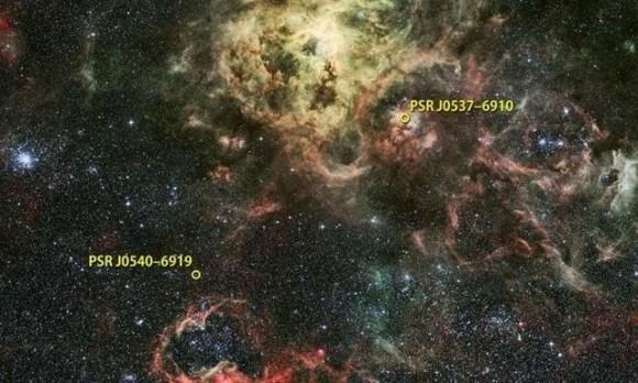 Dibujo20151113 psr j0540-6919 psr j0537-6910 nasa goddard space flight center