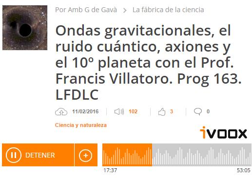 Dibujo20160211 lfdlc prog 163 amb g de gava podcast ivoox