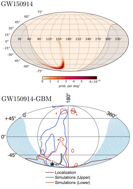 Dibujo20160216 gw150914 ligo gw150914-gbm fermi Gamma-ray Burst Monitor arXiv 1602 03920