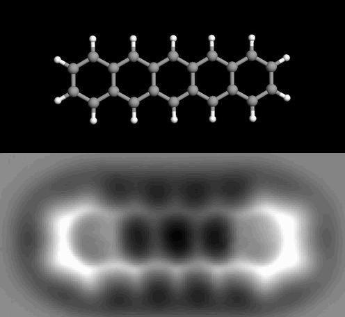 Dibujo20160303 ibm microscope sees molecules pinterest com
