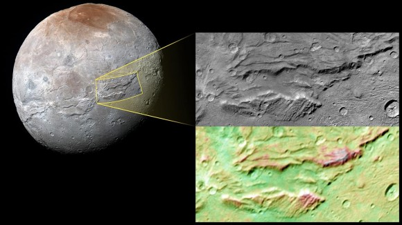 Dibujo20160403 pluto charon moon new horizons nasa