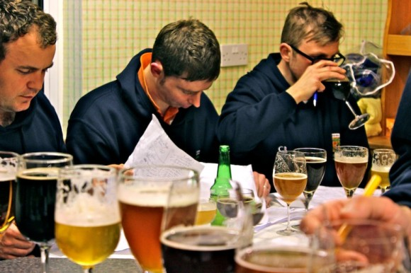 Dibujo20160728 belgian beer tasting in ireland source belgiansmaak com