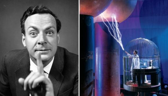 Dibujo20160802 feynman faraday cage photos combined